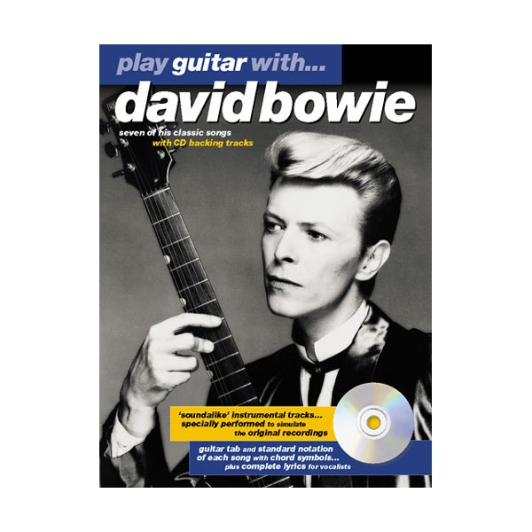 Play Guitar With... David Bowie