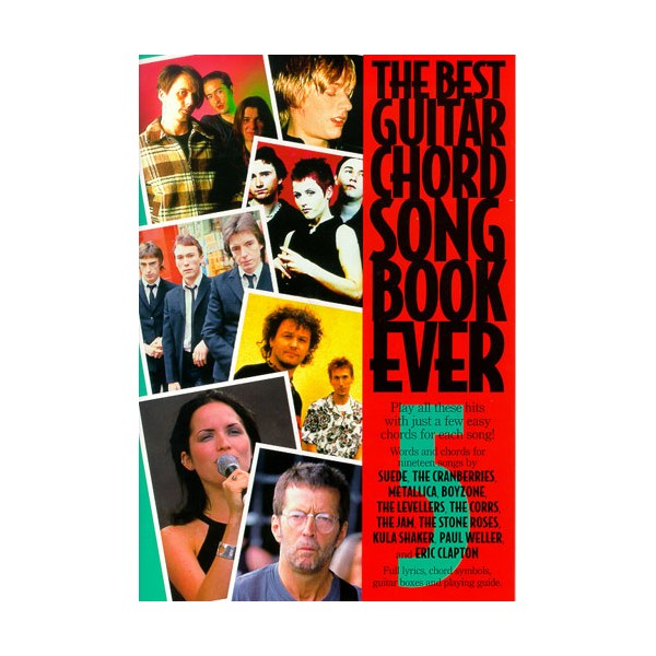 The Best Guitar Chord Songbook Ever 5