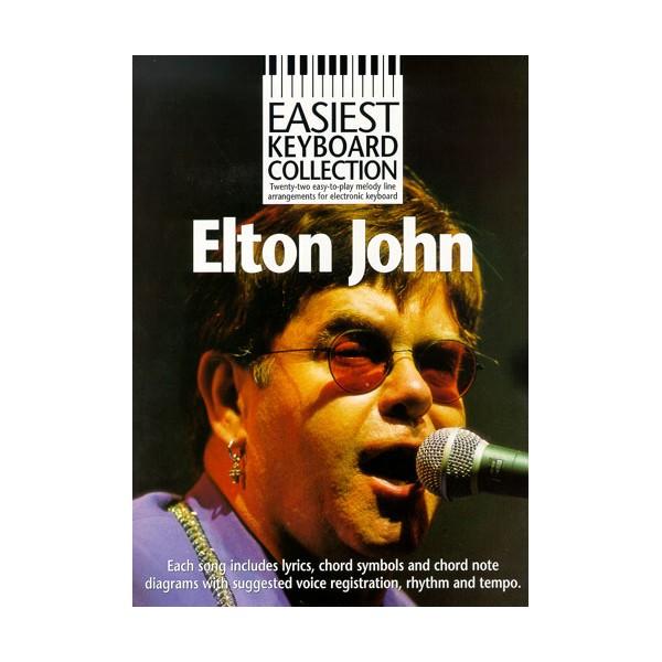 Easiest Keyboard Collection: Elton John