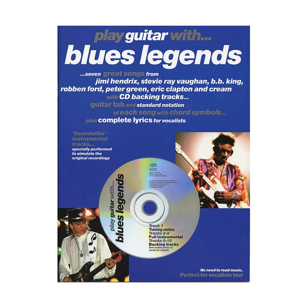 Play Guitar With... Blues Legends