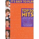 Its Easy To Play Top 50 Hits 4