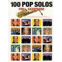 100 Pop Solos For Saxophone