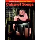 Audition Songs For Female Singers: Cabaret Songs
