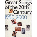 Great Songs Of The 20th Century 1950-2000