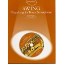 Guest Spot: Swing Playalong For Tenor Saxophone