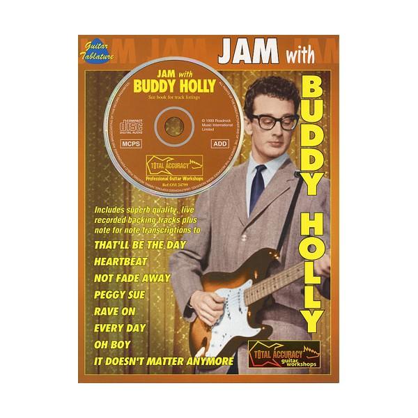 Jam With Buddy Holly