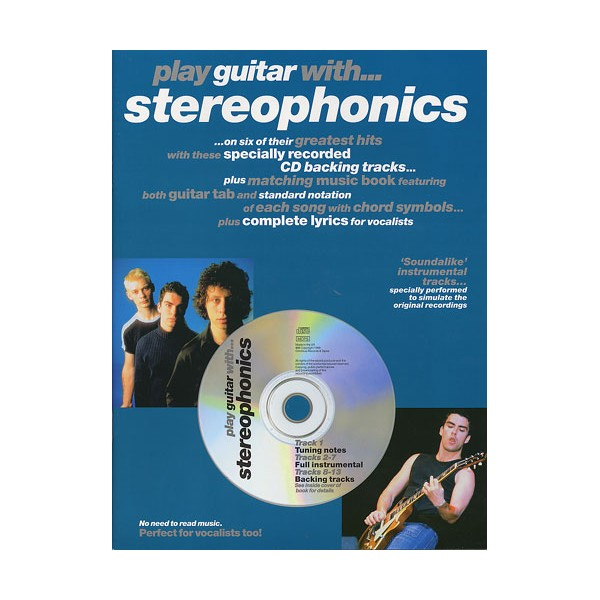 Play Guitar With... Stereophonics