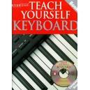 Step One: Teach Yourself Keyboard