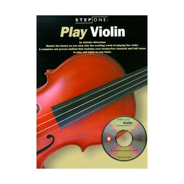 Step One: Play Violin
