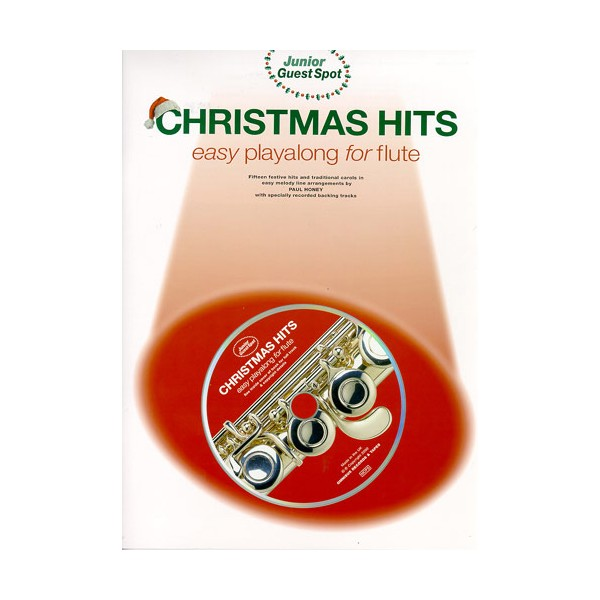 Junior Guest Spot: Christmas Hits - Easy Playalong (Flute)