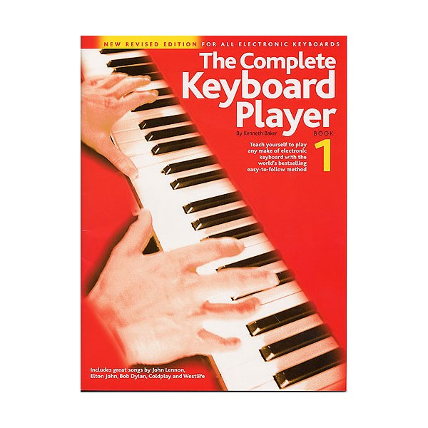 The Complete Keyboard Player: Book 1 (Revised Edition)