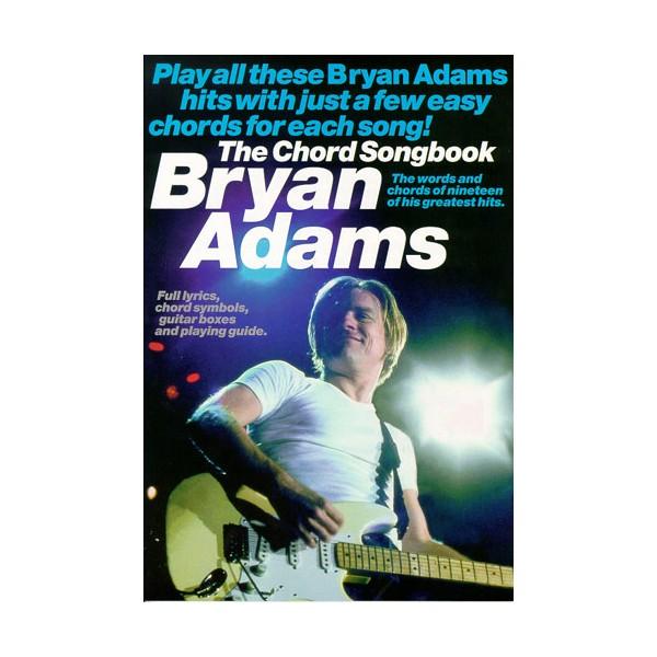 The Chord Songbook: Bryan Adams