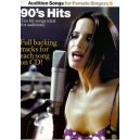 Audition Songs For Female Singers 6: 90s Hits