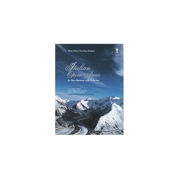 Italian Opera Arias for Bass-Baritone and Orchestra