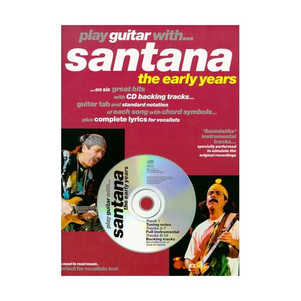Play Guitar With... Santana - The Early Years