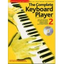 The Complete Keyboard Player: Book 2 With CD (Revised Edition)