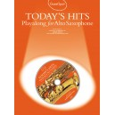 Guest Spot: Todays Hits Playalong For Alto Saxophone