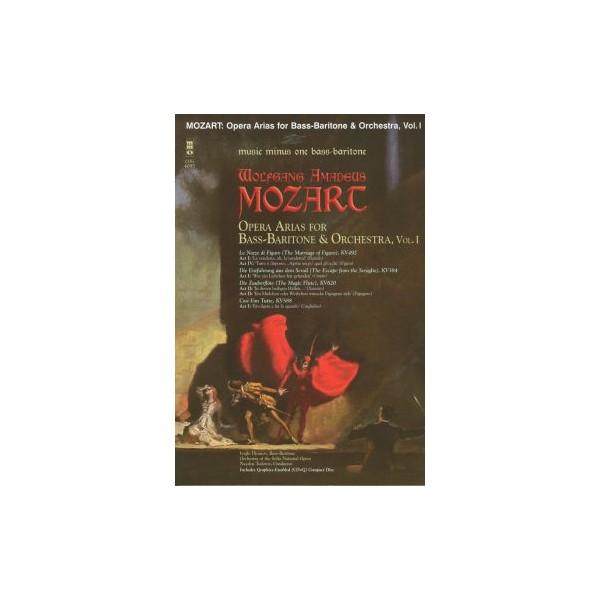 Opera Arias for Bass-Baritone with Orchestra, vol. I