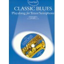 Guest Spot: Classic Blues Playalong For Tenor Saxophone