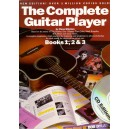 The Complete Guitar Player - Books 1, 2 & 3 With CD (New Edition)