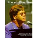 Elton John: Piano Solos