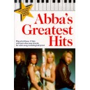 Keyboard Chord Song Book: Abbas Greatest Hits
