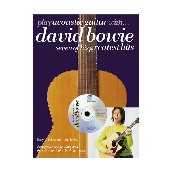 Play Acoustic Guitar With... David Bowie