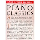 The Library Of Piano Classics Large Print Edition