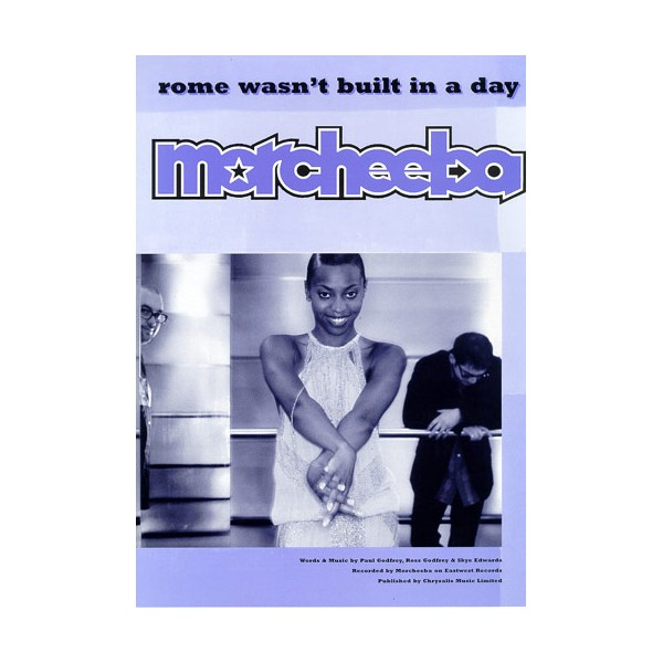 Morcheeba: Rome Wasnt Built In A Day