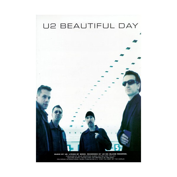 U2: Beautiful Day