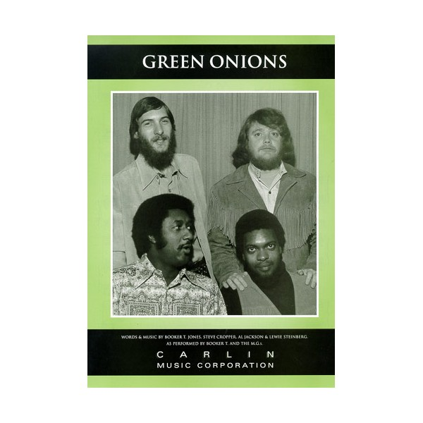 Booker T And The MGs: Green Onions