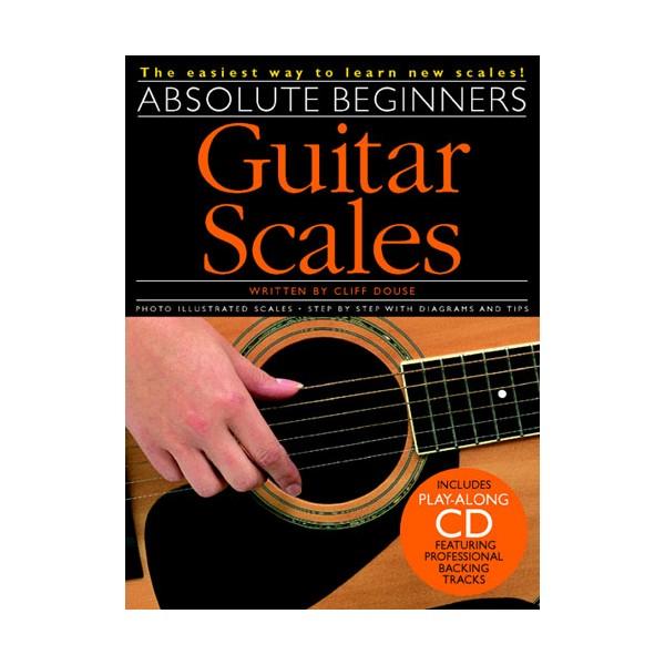 Absolute Beginners: Guitar Scales