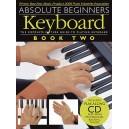 Absolute Beginners: Keyboard - Book Two