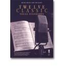 Twelve Classic Vocal Standards