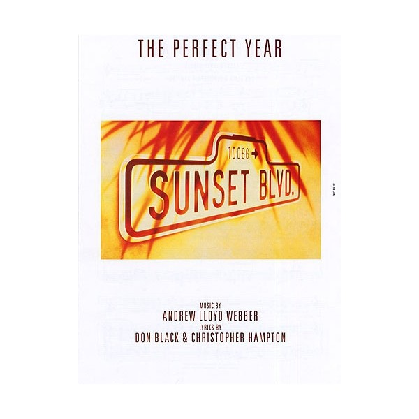 Andrew Lloyd Webber: The Perfect Year