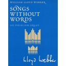 W.S. Lloyd Webber: Songs Without Words
