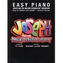 Joseph And The Amazing Technicolor Dreamcoat: Easy Piano