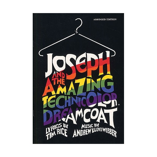 Joseph And The Amazing Technicolor Dreamcoat: Abridged Vocal Score