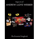 Aspects Of Andrew Lloyd Webber: The Essential Songbook (Hardback)