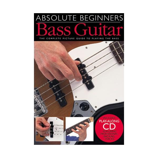 Absolute Beginners: Bass Guitar (Compact Edition)