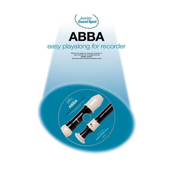 Junior Guest Spot: Abba - Easy Playalong (Recorder)