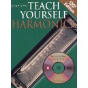 Step One: Teach Yourself Harmonica (DVD edition)