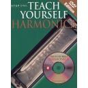 Step One: Teach Yourself Harmonica (DVD edition)