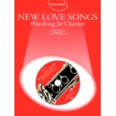 Guest Spot: New Love Songs Playalong For Clarinet