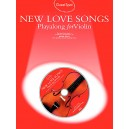 Guest Spot: New Love Songs Playalong For Violin
