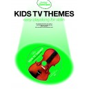 Junior Guest Spot: Kids TV Themes - Easy Playalong (Violin)