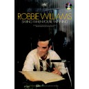 Robbie Williams: Swing When Youre Winning (Book And CD)