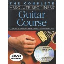 The Complete Absolute Beginners Guitar Course: Book/CD/DVD Pack