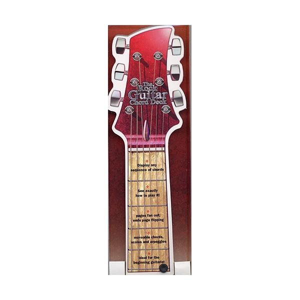 Rock Guitar Chord Deck