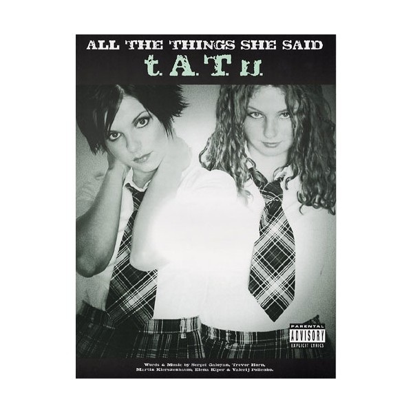Übersetzung t.A.T.u. - All the Things She Said …